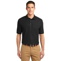 Black Polo (Mens Port Authority)