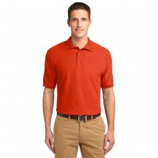 Orange Polo (Mens Port Authority)