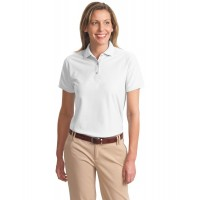 White Polo (Ladies Port Authority)