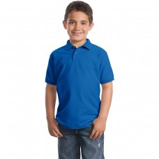 Royal Blue Polo (Youth Port Authority)